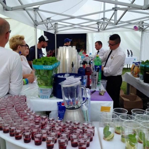 Impreza firmowa  firmy farmaceutycznej