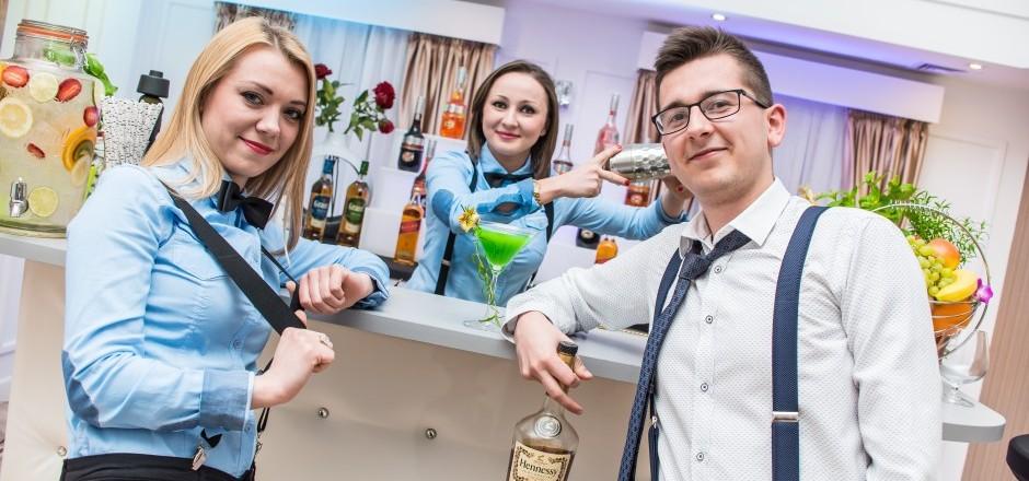 Blue-Fire Drink & Coffee Bar