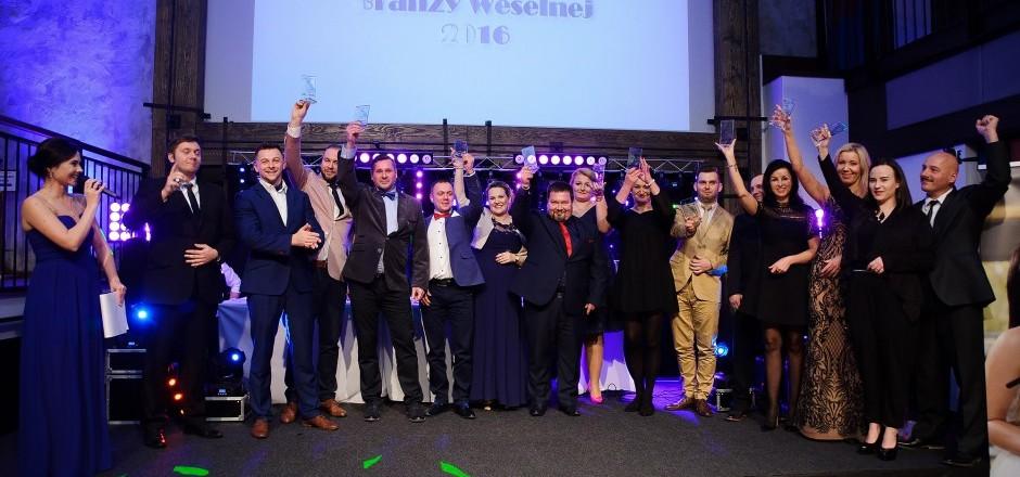 Gala Branży Weselnej Rzeszów 2016