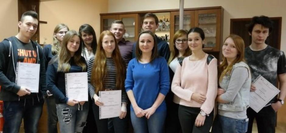 Szkolenie Barista w Kielce 04.12.2016 w ZSPS