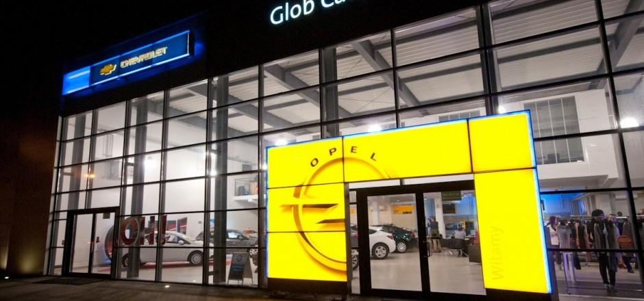 Dzień kobiet 2015 w salonie Opel Glob cars krosno
